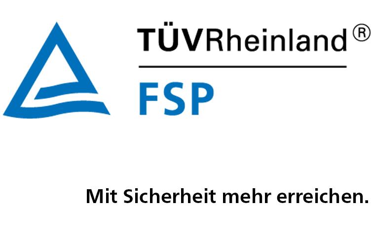 Logo FSP TÜV Rheinland